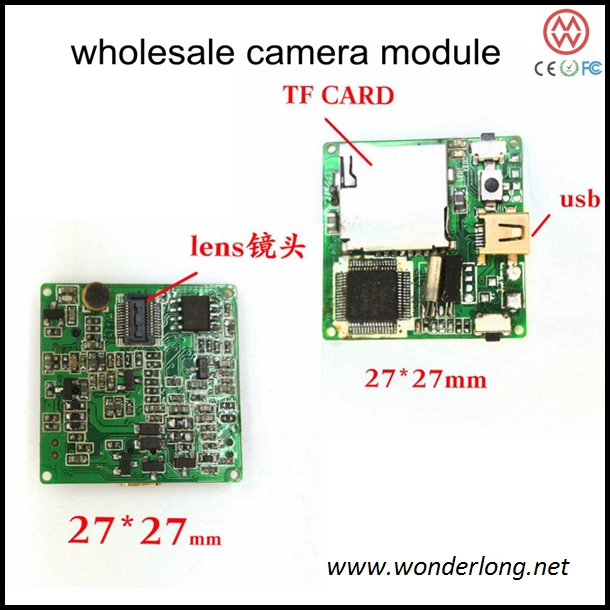 factory low cost cmos ov2710 ov7725 camera module with sd