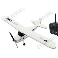 Sky Cub 2.4GHz 3CH Electric Model Plane RC Glider Battery Toy