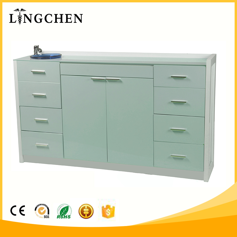 New design Dental Medical Clinic Furniture cabinet Q921