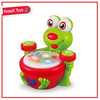 /product-detail/plastic-baby-frog-shape-drum-with-light-and-music-1997312513.html