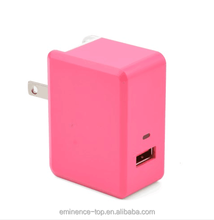 Wholesale Low Cost Fast Charging Multiple USB Wall Charger for Mobile Phone