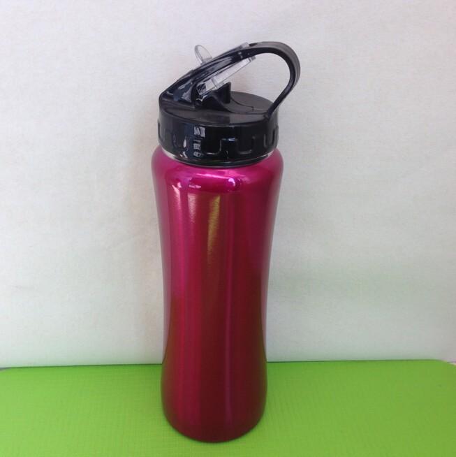 Water Bottle Nozzle: 500ml Double Wall Stainless Steel Water Bottle/ Water