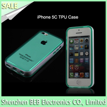 NO.1 exporting tpu gel case for iphone5c has cheap price