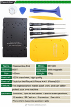 Best-605 for iphone repair opening tools kit set