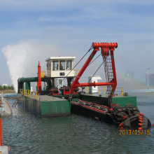 JMD600 26 inch hydraulic cutter suction sand dredger machine and equipment for dredging sea sand dredging