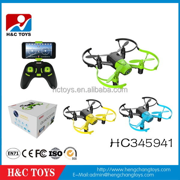 New!2.4g 4ch wifi control quadcopter rc drone helicopter with camera HC345941
