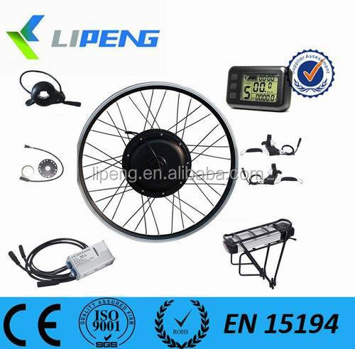 For sale China bike components cheap electric bicycle kit 48v 1000w