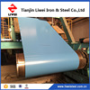 cold rolled coated colorful ppgi steel coils for sandwich panels