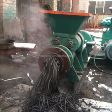 coal processing machinery Charcoal rods make machine