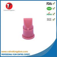 One way mini air seal valve for pump