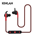 KINLAN Factory directly bluetooth headphone Mini wireless headset with call function
