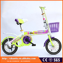 fashion and safe Aluminum Alloy china folding bike