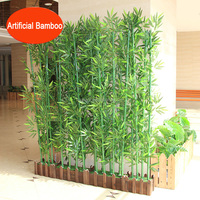 artificial plant high quality artificial bamboo tree for decoration