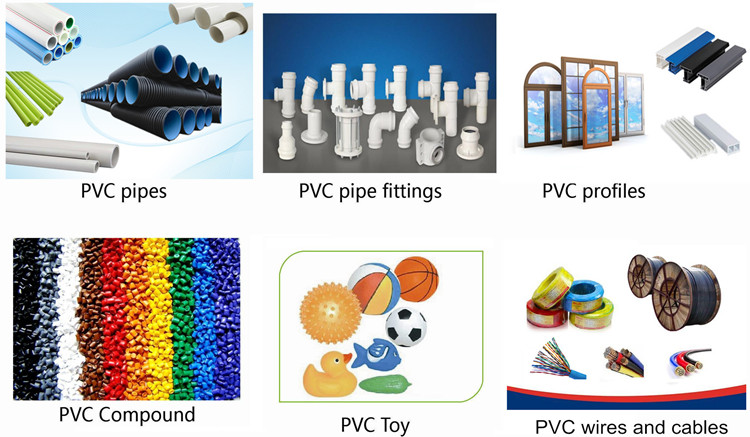 Calcium Zinc PVC Stabilizers for PVC Profiles
