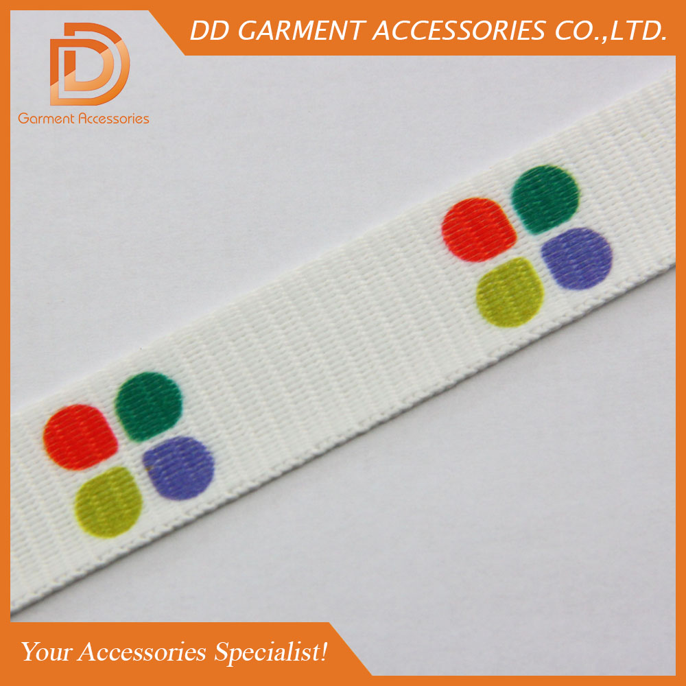 custom washable tape for garment