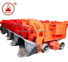 Mine tunnel construction equipment,mucking rock loader price