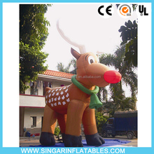 Inflatable Christmas Yard Decorations,Inflatable Deer