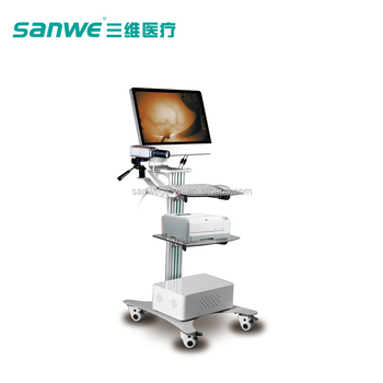 Infrared breast examination instrument for gynecology use,breast diseases detection analysis machine