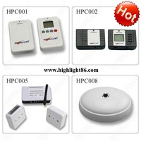 Highlight HPC001 infrared people counter with LED Screen