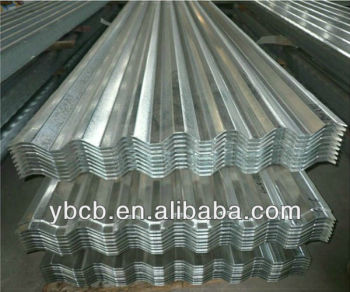 PPGI corrugated aluminum roof panels/corrugated aluminum sheet metal/corrugated metal sheet