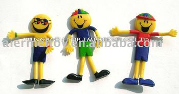 Promotional Custom Plastic Small People Toy OEM Action figures