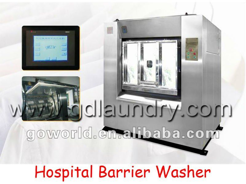 laundry washing machine Barrier washer extractor in Egype market