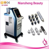 LS-H102 hydradermabrasion aqua peel machine/skin mole removal machine