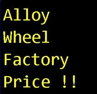 aluminium alloy wheels 5 spoke after market fashion design 15 inch black wheels mchined face high quality wholesales price