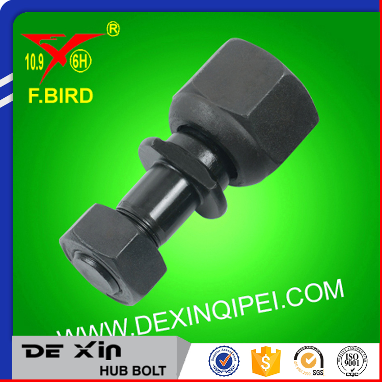 Wholesale Modern Made in China Long life working selling good wheel bolt for track