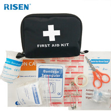 Factory Travel Sport First Aid Emergency Bag Kit/First Aid Earthquake Kit