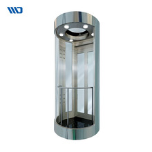 China Wholesale Custom Laminated Safety Glass Home Elevator Lift