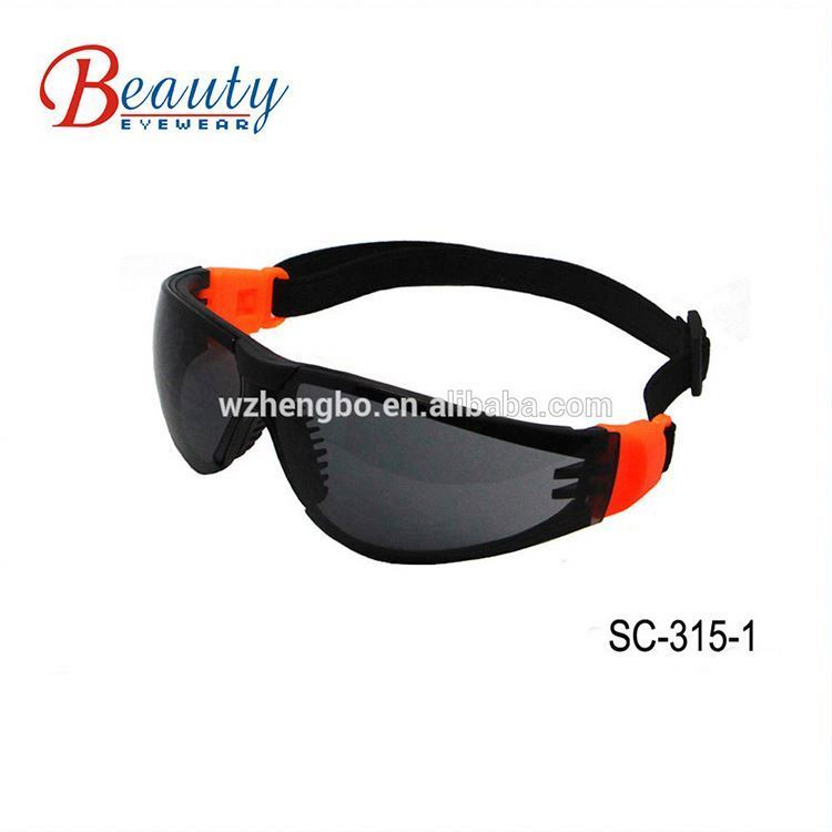 Latest style factory directly steelers safety glasses