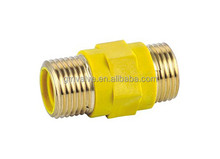 FITTINGS BRASS YELLOW