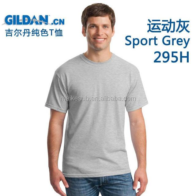 Custom cotton t shirt 76000
