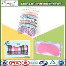 China national patent product cotton blend fabric unique eye mask for sleeping
