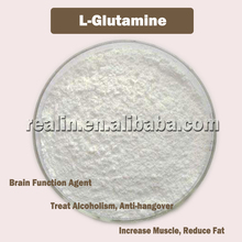 Peptic Ulcer Drugs Bulk L Glutamine 99% Powder Medical Grade