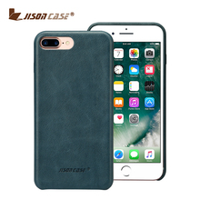 New Arrival High Quality Luxury Cow Leather Cases Cell Phone for iPhone 7p case or 7