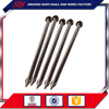 Custom Hardened Steel Concrete Nails
