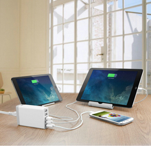 prices in pakistan 5 ports wall charger for ipad fast charger for samsung charger for multiple phones