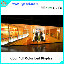 Shenzhen RGX P4 P5 P6 Indoor/outdoor LED Display led tv digital stream for Stage Show