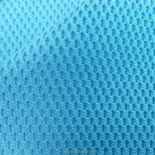 PK fabric 100% polyester knit pique mesh fabric for sports shoes