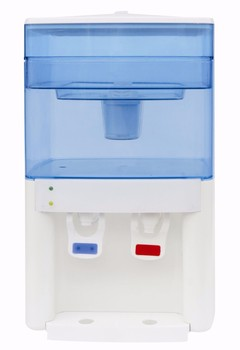 2017 Desktop Alkaline Mineral Water Pot/Purifier