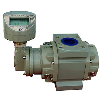 Intelligent Gas Roots Flow Meter