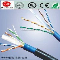 BLG CCA 4p FTP CAT6 cable lan/ftp lan cable cat6/cat6 lan cable/systimax cat6 cable