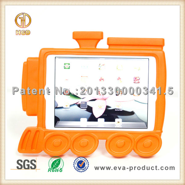 train design shock aborbing EVA foam protect case for apple ipad mini