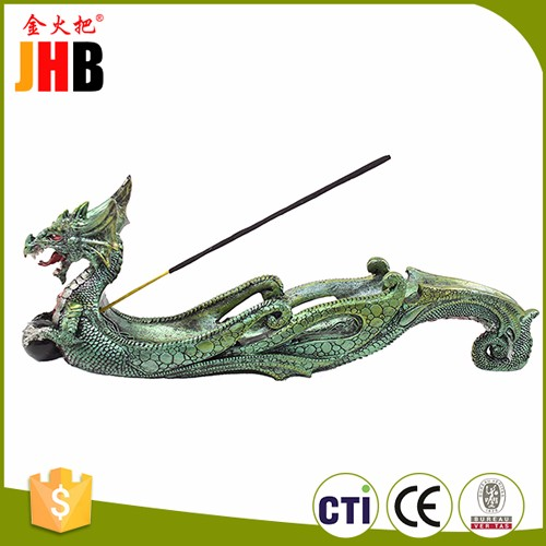 JHB Mythical Dragon Figure Incense Stick Burner