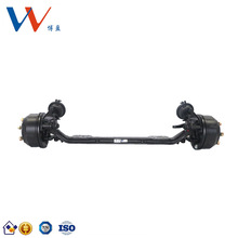 factory production hubei axle for refrigeration truck