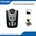 Car Speed Gun Radar Detector D5 with Full Band X K KA Band Strelka CT Russian/ English LED Display