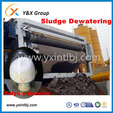 Leading Manufacture sludge dewatering machine polymer Cationic Polyacrylamide for