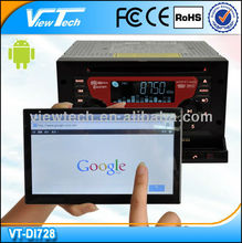 2 Din Android Car PC, Car Stereo with DVD GPS 3G WIF